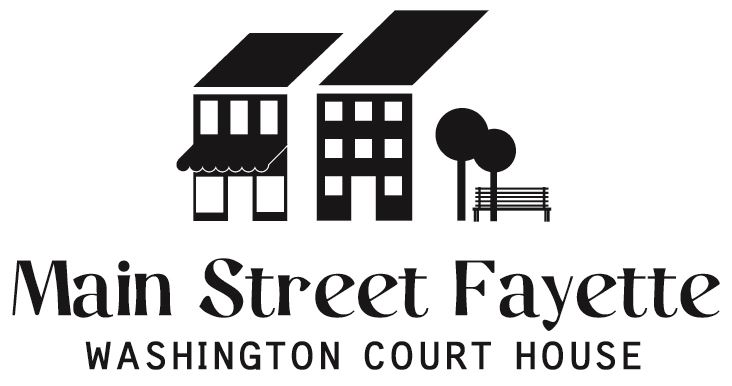 Main Street Fayette - Washington Court House - Logo