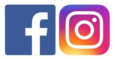 Social Media - Facebook - Instagram